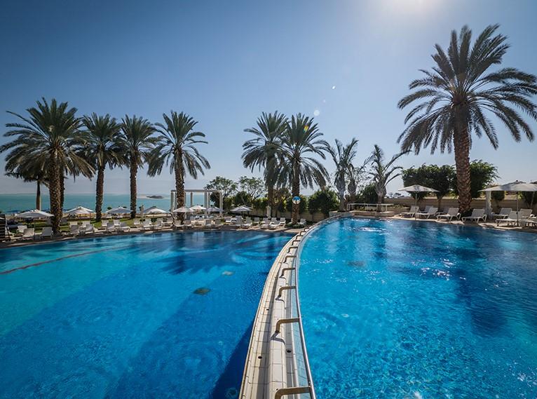 Isrotel Dead Sea Outdoor Pool