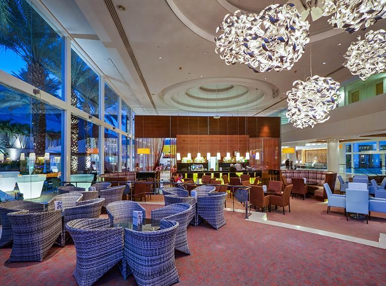 Isrotel Dead Sea Lounge