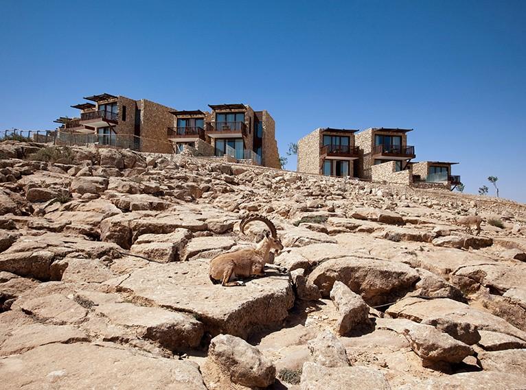 Beresheet Desert Rooms