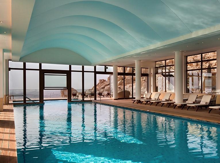Beresheet Indoor Pool