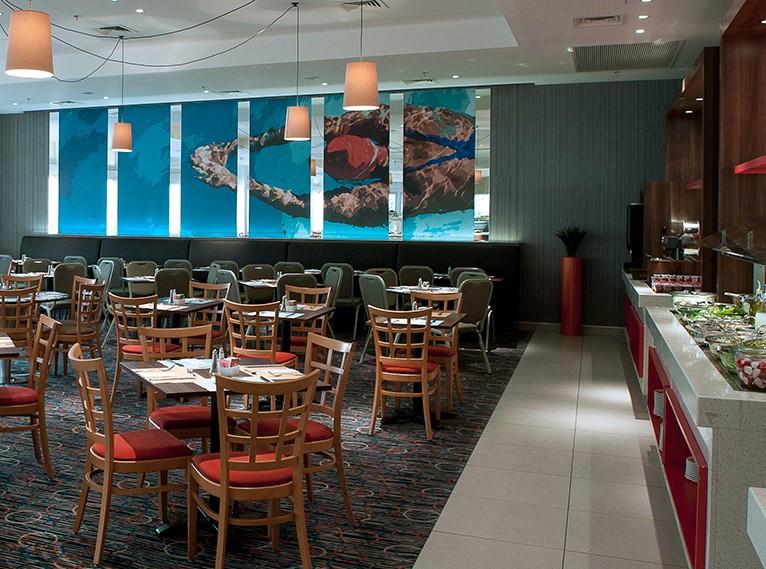 Isrotel Sport Club Main Restaurant