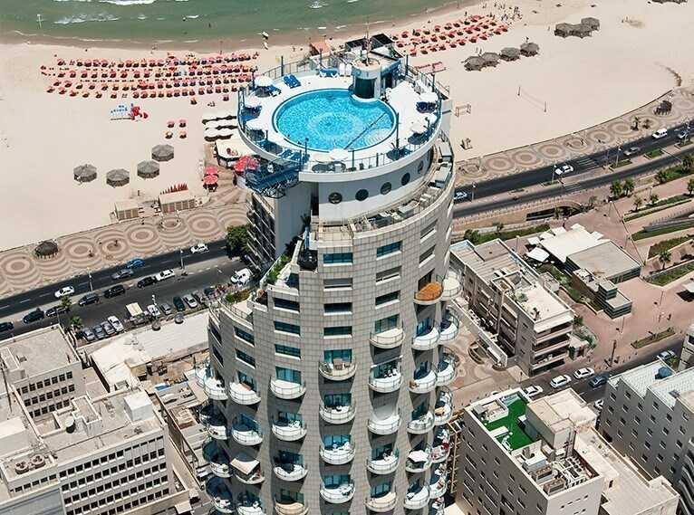 Isrotel hotels - 1998