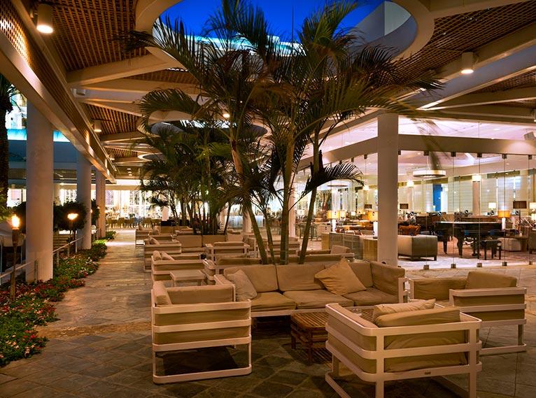Isrotel Yam Suf Lobby Terrace