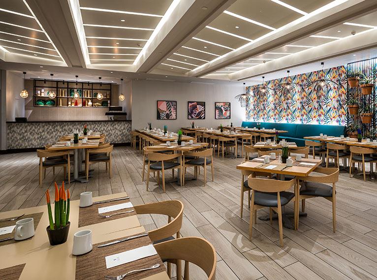 Lotus – Hotel Restaurant